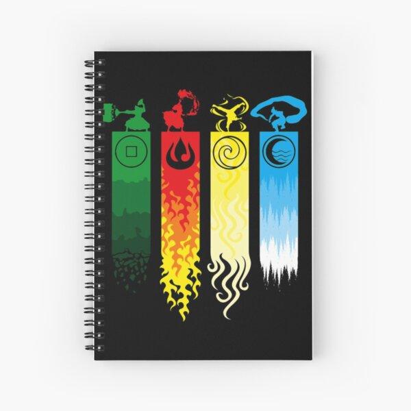 Avatar.art Spiral Notebook