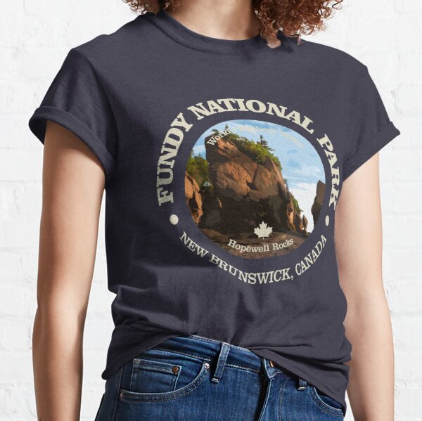 Fundy National Park (NP) Classic T-Shirt