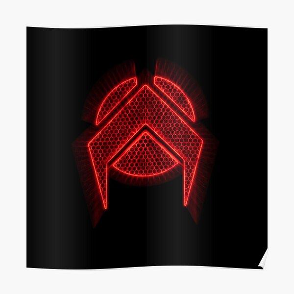 Total Annihilation CORE Premium logo Poster