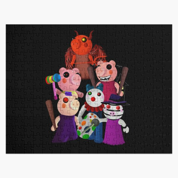 Roblox Family Roblox Family Jigsaw Puzzles Redbubble