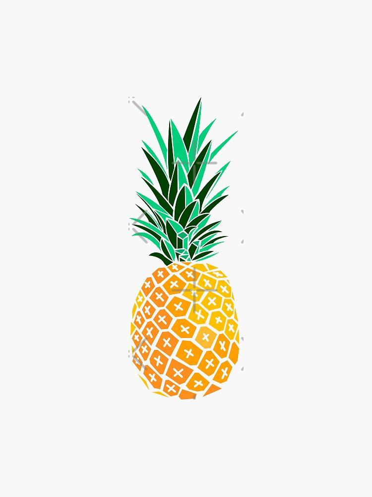 Pineapple by ksheaffs