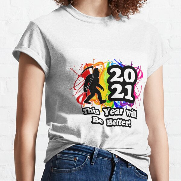 Squatchy  New Year Classic T-Shirt