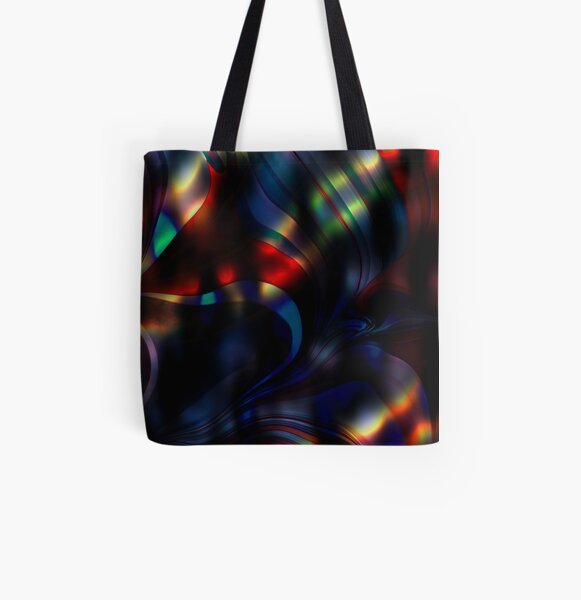 Hexamptie All Over Print Tote Bag