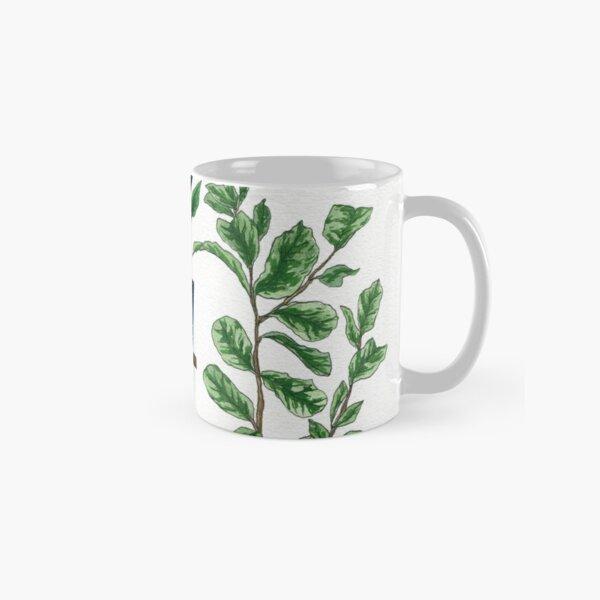 Dream Plant Selfie 1 - Fiddle Leaf  Classic Mug