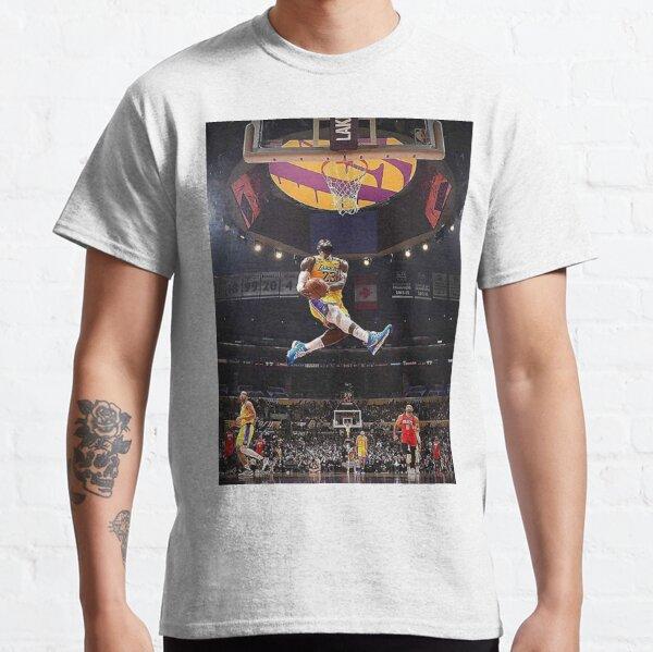 Lebron Dunk - Classic T-Shirt