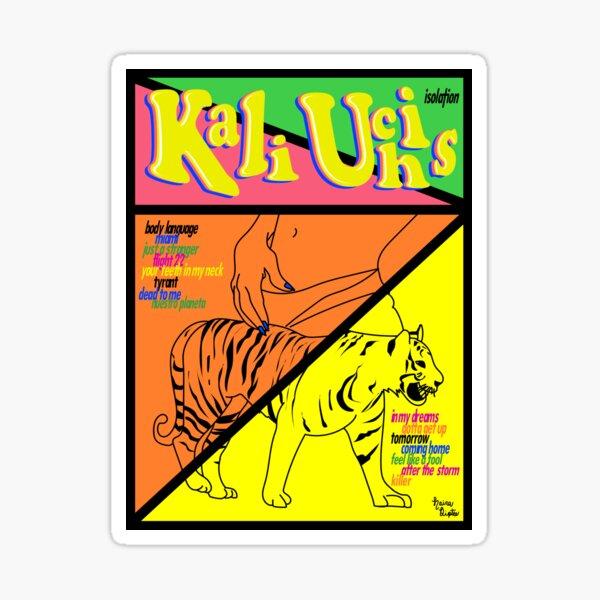 Kali Uchis Album Isolation Poster Sticker