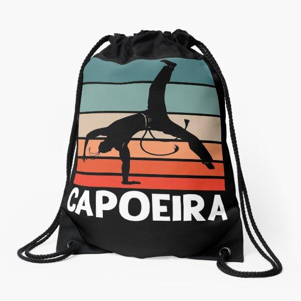 Capoeira deporte retro artes marciales danza Mochila saco