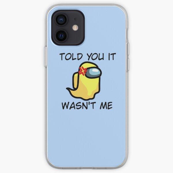 Te lo dije Funda blanda para iPhone