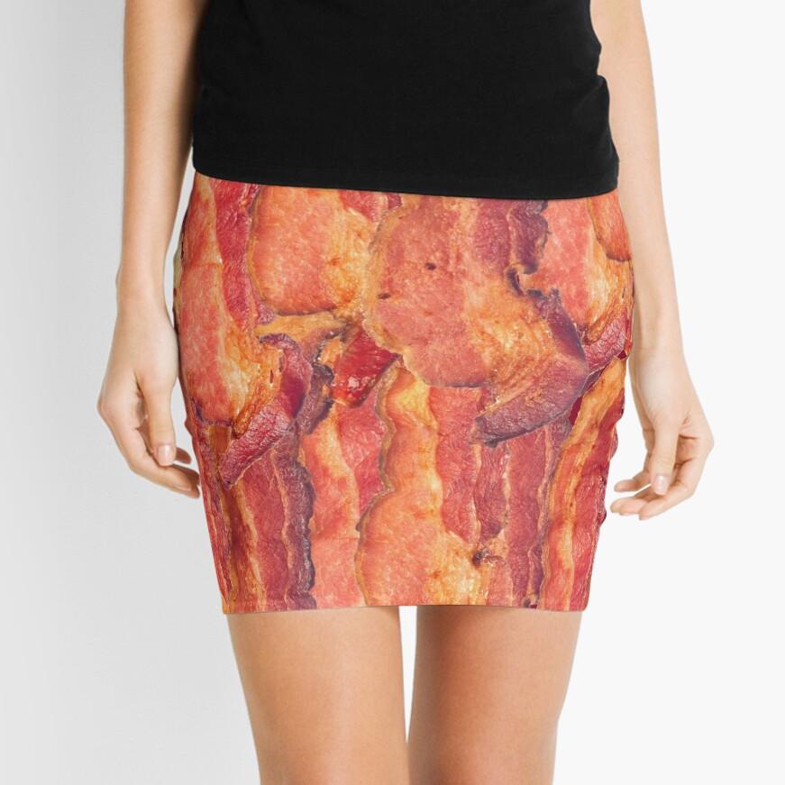 BACON Mini Skirt
