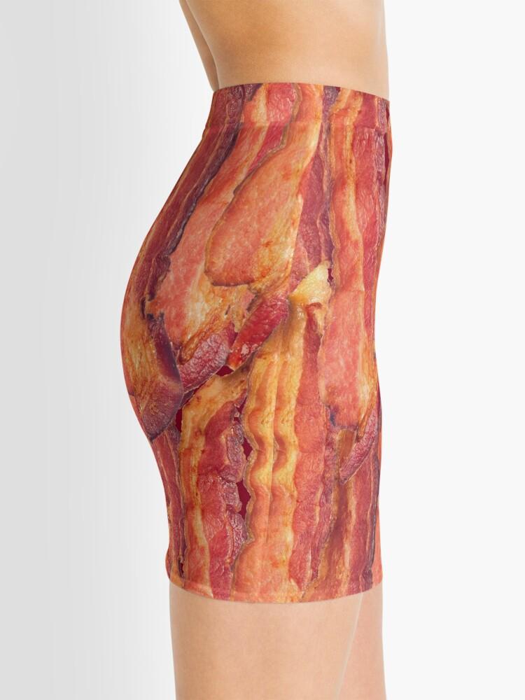 Alternate view of BACON Mini Skirt