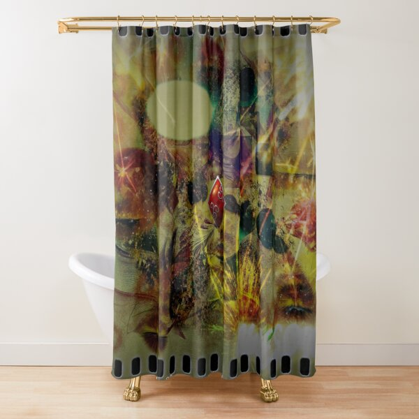 Film Shower Curtain