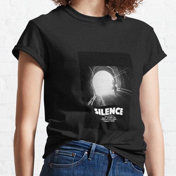 Silence Poster Art (New) Classic T-Shirt