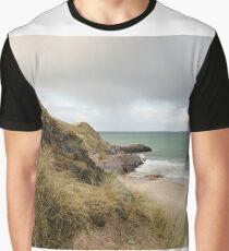 Sango Beach Graphic T-Shirt