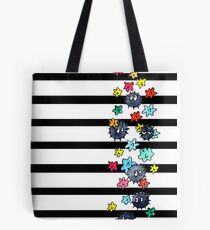 Soot Sprites with Star Candy Tote Bag