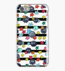 Soot Sprites With Star Candy iPhone Case/Skin