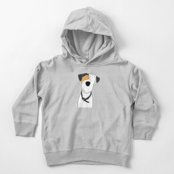 Parson Russell Terrier bitch Toddler Pullover Hoodie