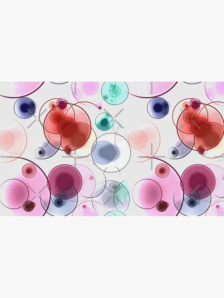 Playful circles by WendyLeyten