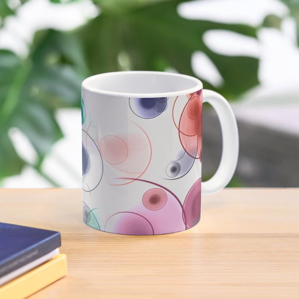 Playful circles Mug