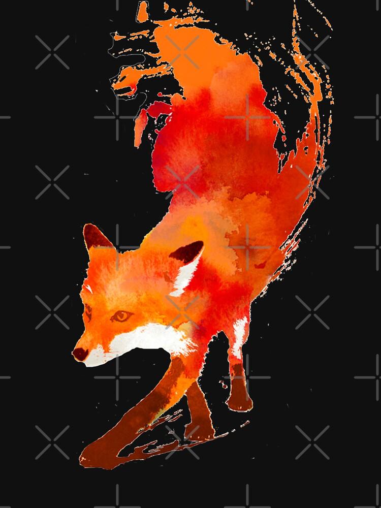 Fox Vulpes Vulpes  by SweetSky