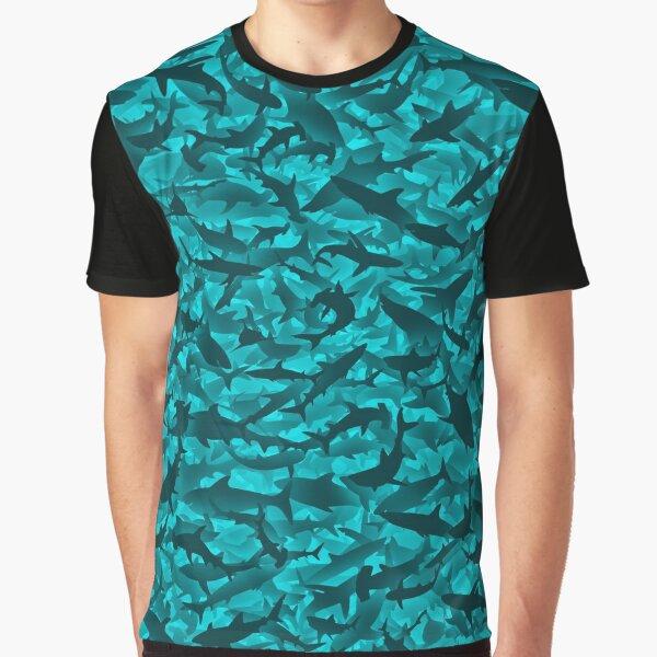 Sharks Graphic T-Shirt