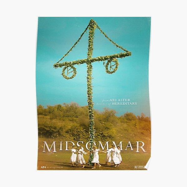 Midsommar 2019 Poster Poster