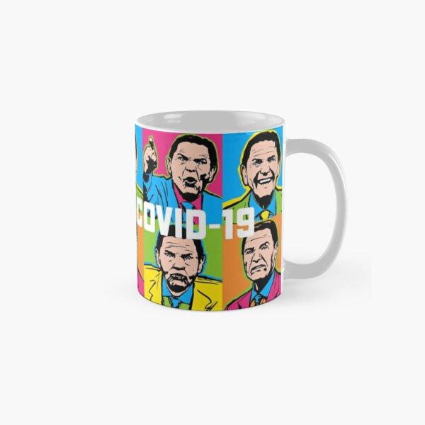 Pop Covid 19 Wtfbrahh Classic Mug