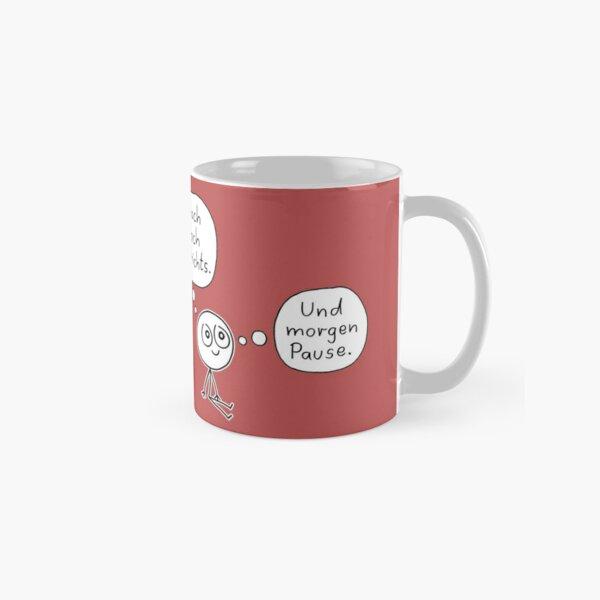 Weekend plans Classic Mug