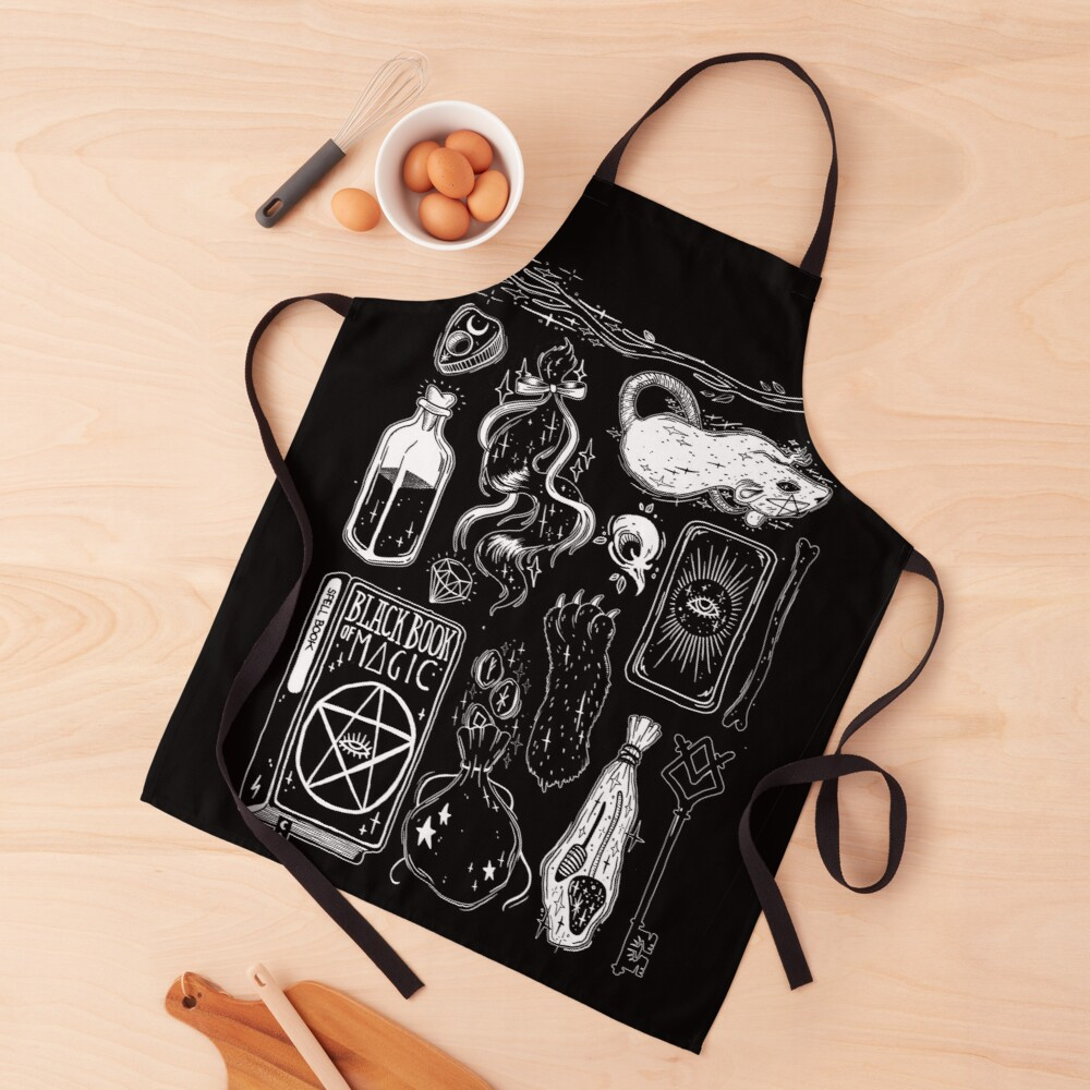 What's in my bag? Apron