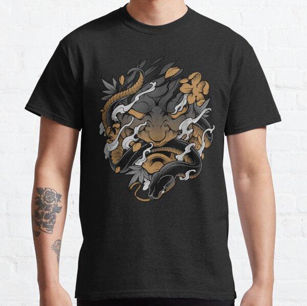Oni Irezumi - Japanese Tattoo Style Classic T-Shirt