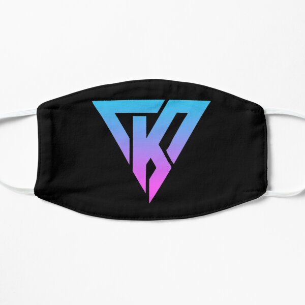 The Krew logo Mask