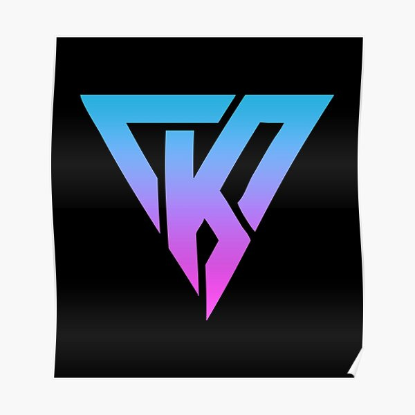 The Krew logo Poster