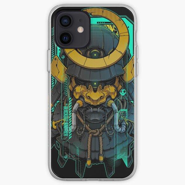 Samurai Mecha 01 iPhone Soft Case