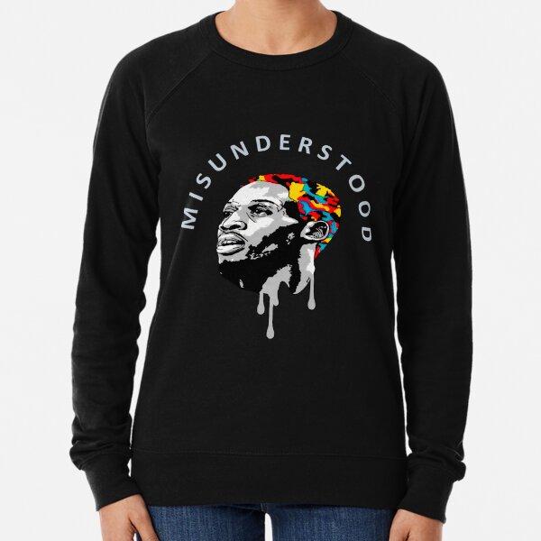 Dennis Rodman Misunderstood Lightweight Sweatshirt