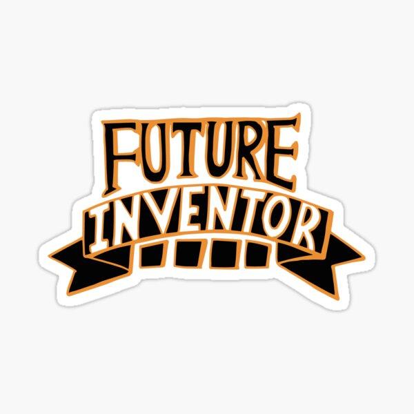Future Inventor Sticker