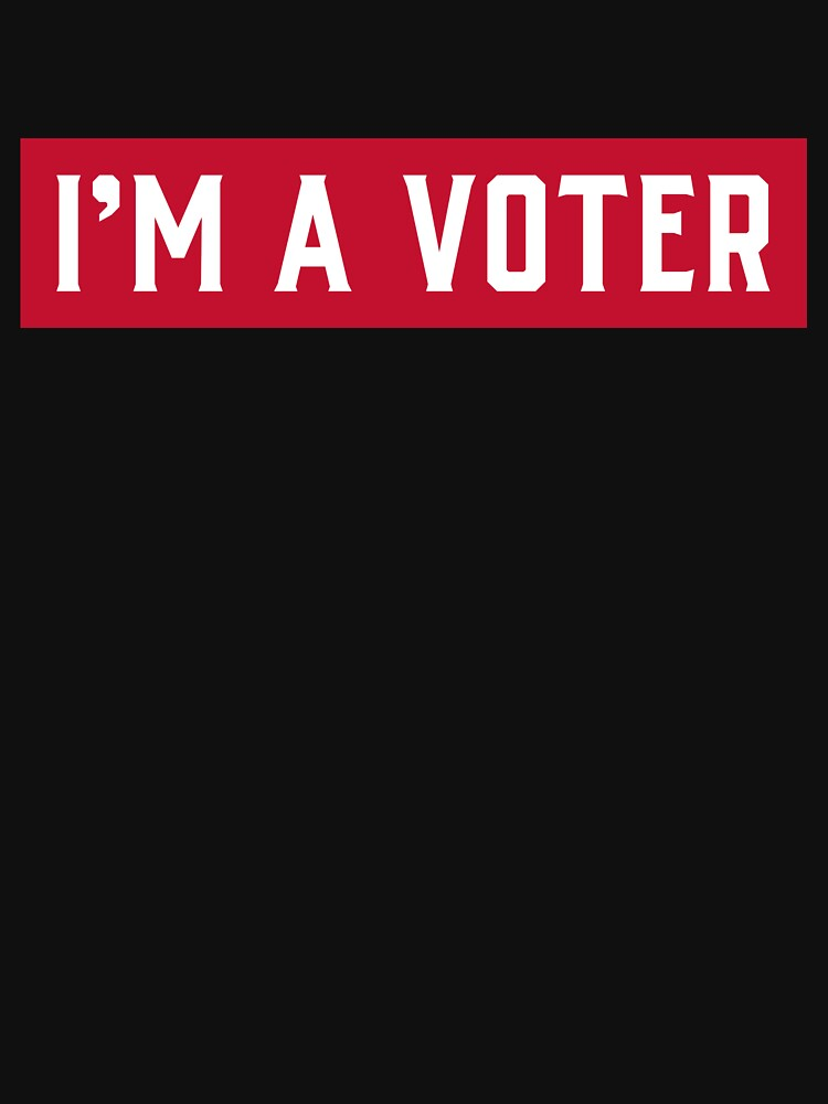 I'm A Voter design  by ds-4