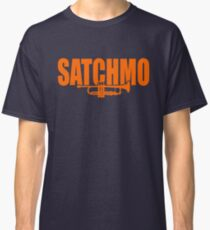 Louis Armstrong - Satchmo Classic T-Shirt