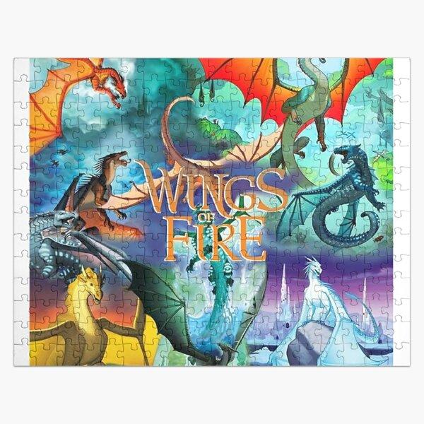 WOF all dragon Jigsaw Puzzle