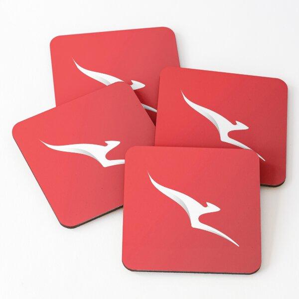 Qantas (2016) Logo Coasters (Set of 4)