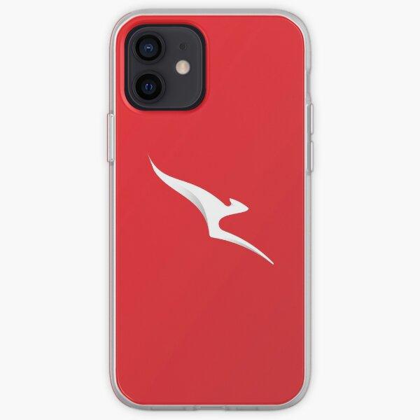 Qantas (2016) Logo iPhone Soft Case