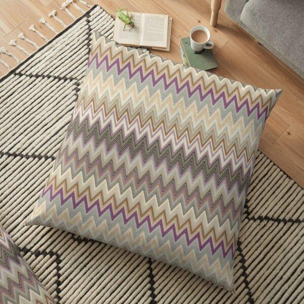 Missoni home zigzag -03 Floor Pillow