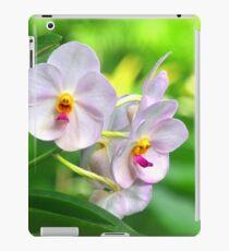 Anthropomorphic Aardvark Orchid iPad Case/Skin