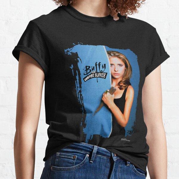 Trouvez Buffy contre les vampires 1998 T-shirt classique