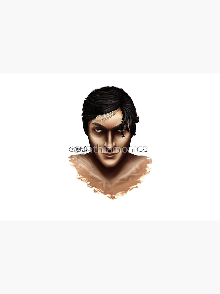 Portrait - The Darkling by cynthiamonica
