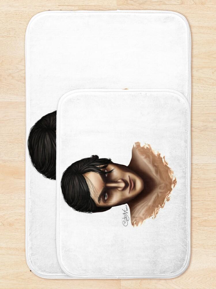 Alternate view of Portrait - The Darkling Bath Mat