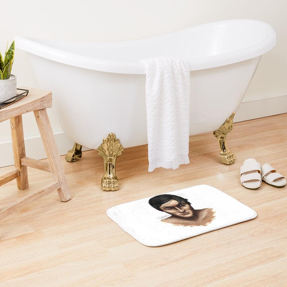 Portrait - The Darkling Bath Mat