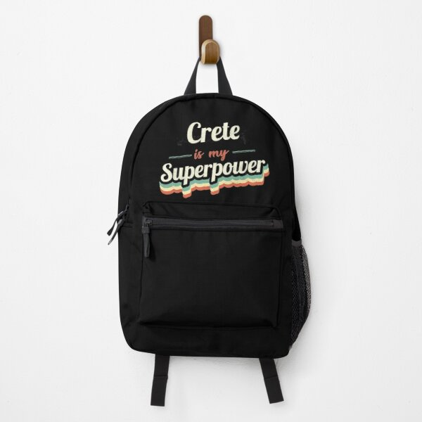 Inspired Multi Pocket Back Pack with Padded Laptop Pocket! What/'s Your Superpower I Can FLY