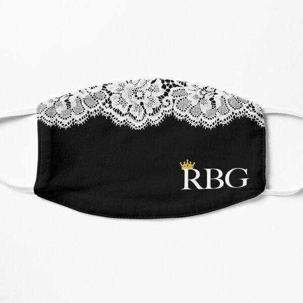 RBG Queen Flat Mask