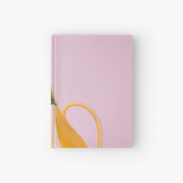 What Do You Get When You Cross A Cactus and a Banana Hardcover Journal