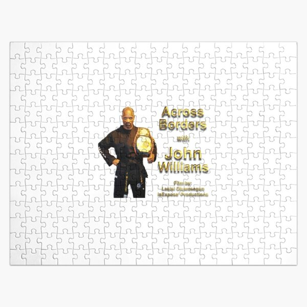 Across Borders w John Williams Jigsaw Puzzle