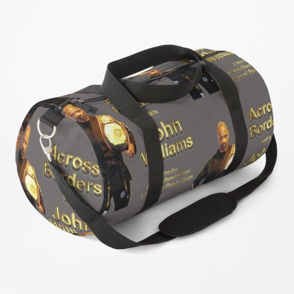 Across Borders w John Williams Duffle Bag